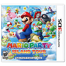 Buy Mario Party: Island Tour, 3DS Online at johnlewis.com