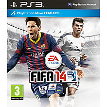 Buy FIFA 14, PS3 Online at johnlewis.com