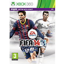 Buy FIFA 14, Xbox 360 Online at johnlewis.com