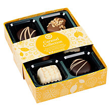 Buy House of Dorchester Caramel Chocolate Collection, 75g Online at johnlewis.com