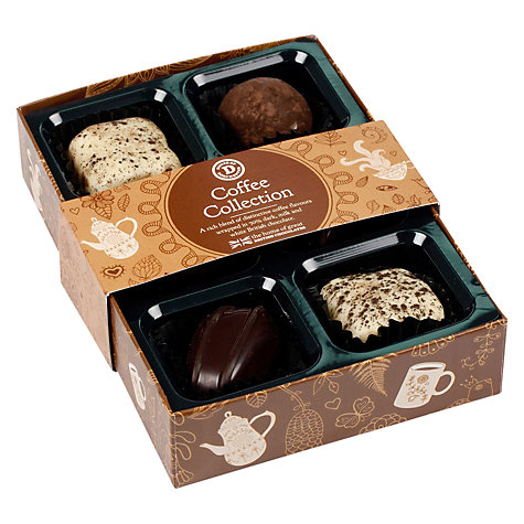 Buy House of Dorchester Coffee Chocolate Collection, 80g Online at johnlewis.com