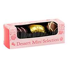 Buy House of Dorchester Mini Dessert Chocolate Selection, 40g Online at johnlewis.com