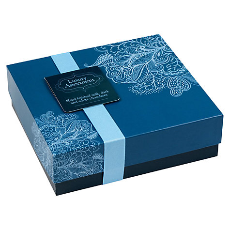 Buy House of Dorchester Luxury Assorted Chocolate Selection, 400g Online at johnlewis.com
