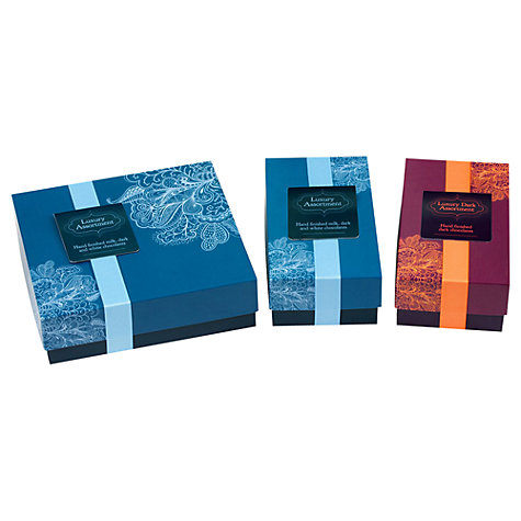 Buy House of Dorchester Luxury Assorted Chocolate Selection, 200g Online at johnlewis.com