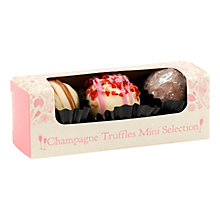 Buy House of Dorchester Mini Champagne Truffle Selection, 40g Online at johnlewis.com