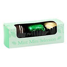 Buy House of Dorchester Mini Mint Chocolate Selection, 40g Online at johnlewis.com