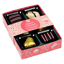 Buy House of Dorchester Dessert Chocolate Collection, 80g Online at johnlewis.com