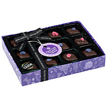 Buy House of Dorchester Rose and Violet Cremes Connoisseur Chocolate Collection, 150g Online at johnlewis.com
