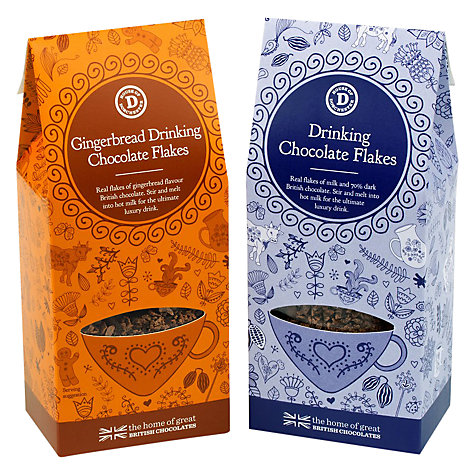 Buy House of Dorchester Drinking Chocolate Flakes, 180g Online at johnlewis.com