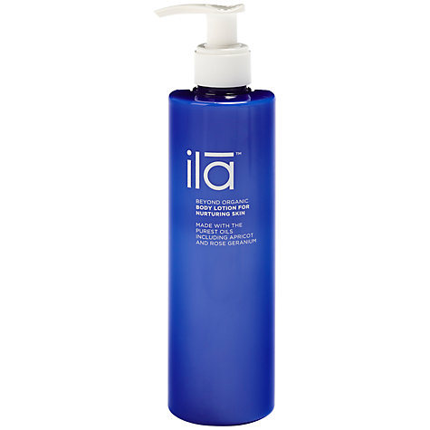 Buy Ila Spa Body Lotion For Nurturing Skin, 300ml Online at johnlewis.com