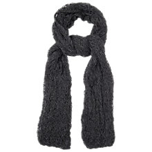 Buy Phase Eight Fluffy Pointelle Scarf Online at johnlewis.com