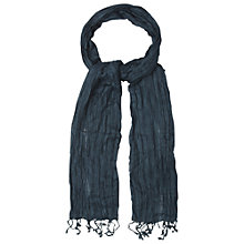 Buy White Stuff Street Scarf, Teal Online at johnlewis.com