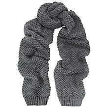 Buy Whistles Tuck Stitch Scarf Online at johnlewis.com