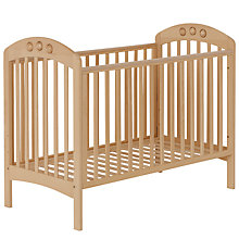 Buy John Lewis Elena Playbead Cot, Natural Online at johnlewis.com