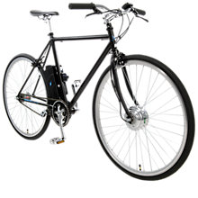 Buy Momentum Upstart Bike, Black Online at johnlewis.com