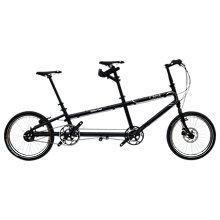 Buy Circe Helios Tandem Bike, Black Online at johnlewis.com