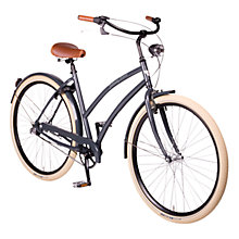 Buy Johnny Loco Women's Londoner Deluxe Bike, Grey Online at johnlewis.com