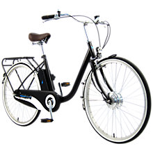 Buy Momentum Model T Bike, Black Online at johnlewis.com