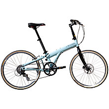 Buy Airnimal Joey Commute Folding Bike, White Online at johnlewis.com