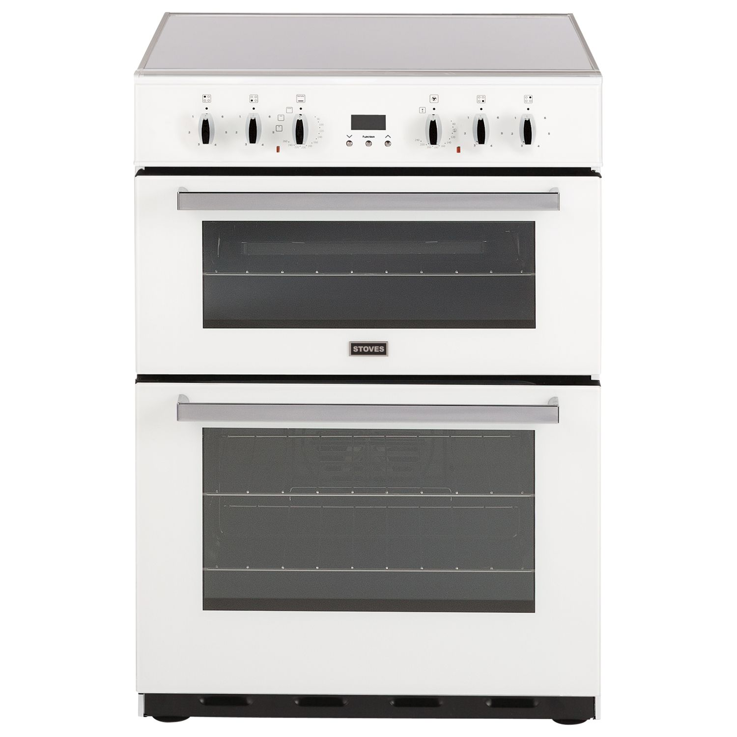 Stoves Stoves SEC60DOP Electric Cooker, White