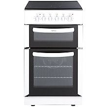 Buy Belling FSEC50FDO Electric Cooker Online at johnlewis.com