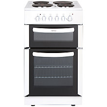Buy Belling FSE50TC Electric Cooker Online at johnlewis.com