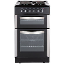 Buy Belling FSE50FDO Electric Cooker Online at johnlewis.com