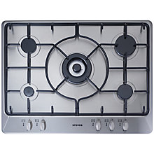 Buy Stoves SGH700E Gas Hob Online at johnlewis.com