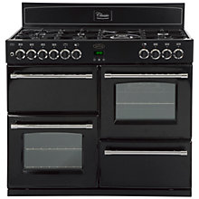 Buy Belling Classic 100DFT Dual Fuel Range Cooker Online at johnlewis.com
