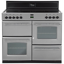 Buy Belling Classic 110E Electric Range Cooker Online at johnlewis.com