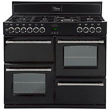 Buy Belling Classic 110DFT Dual Fuel Range Cooker Online at johnlewis.com