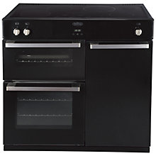 Buy Belling Classic 90Ei Induction Hob Range Cooker Online at johnlewis.com