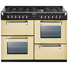 Buy Stoves Richmond 1100DFT Dual Fuel Range Cooker Online at johnlewis.com