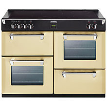Buy Stoves Richmond 1100Ei Induction Hob Range Cooker Online at johnlewis.com
