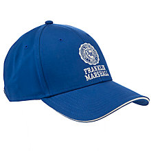 Buy Franklin & Marshall Emblem Baseball Cap, One Size Online at johnlewis.com