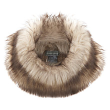 Buy Mint Velvet Faux Fur Snood, Honey Online at johnlewis.com