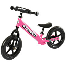 Buy Strider ST-4 Junior Balance Bike Online at johnlewis.com
