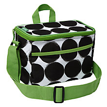 Buy House by John Lewis Dots Personal Coolbag Online at johnlewis.com