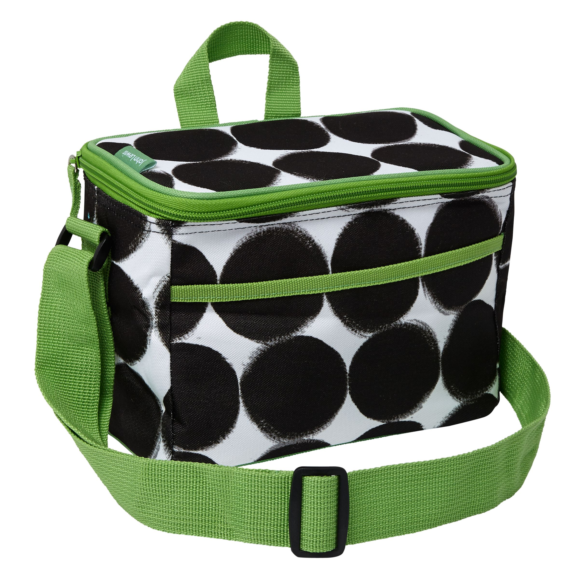 House by John Lewis Dots Personal Coolbag