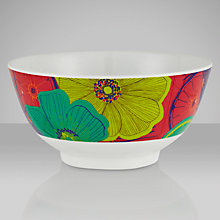 Buy John Lewis Tropicana Floral Bowl Online at johnlewis.com