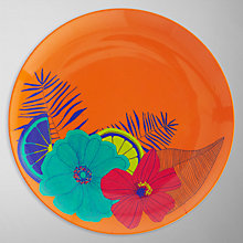 Buy John Lewis Tropicana Floral Side Plate Online at johnlewis.com