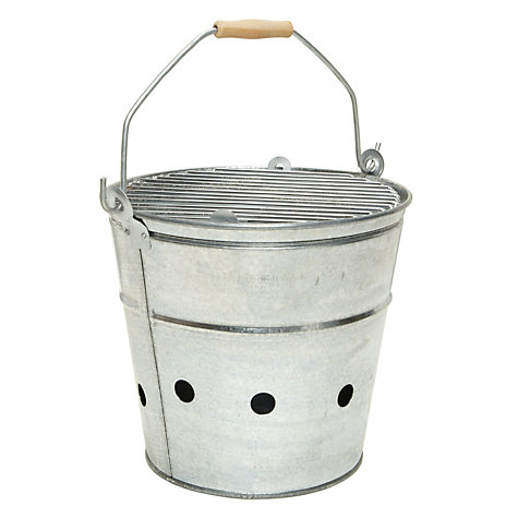Buy Garden Trading Whitstable Galvanised BBQ Bucket Online at johnlewis.com