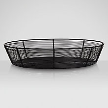 Buy House by John Lewis Wire Bread Basket Online at johnlewis.com
