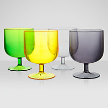 Buy House by John Lewis Staking Wine Glasses, Set of 4 Online at johnlewis.com