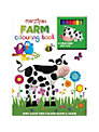 Marzipan Farm Wipe Clean Colouring Book