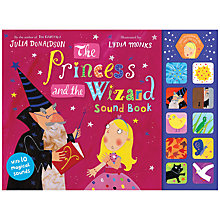 Buy The Princess and the Wizard Sound Book Online at johnlewis.com