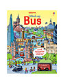 Usborne Wind Up Bus Track Book