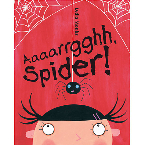 Buy Aaaarrgghh, Spider! Book Online at johnlewis.com