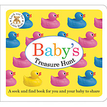 Buy Baby's Treasure Hunt Book Online at johnlewis.com
