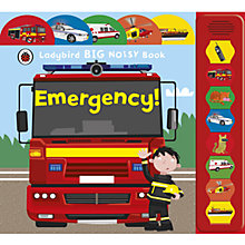 Buy Ladybird Emergency Big Noisy Sound Book Online at johnlewis.com